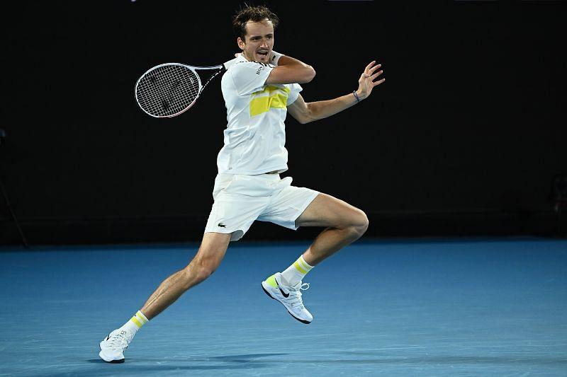 Daniil Medvedev will face Novak Djokovic in the Australian Open final