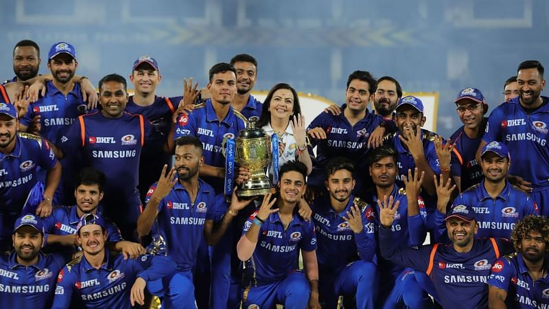 Mumbai Indians will target a hat-trick of IPL crowns this year