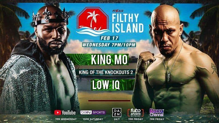 King Mo vs Low Ki