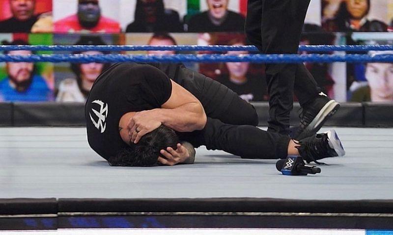 WWE SmackDown में काफी कुछ देखने को मिला