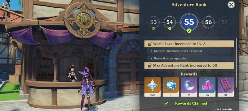 How to level up fast in Genshin Impact: Tips to boost your Adventure Rank Adventure EXP from domains