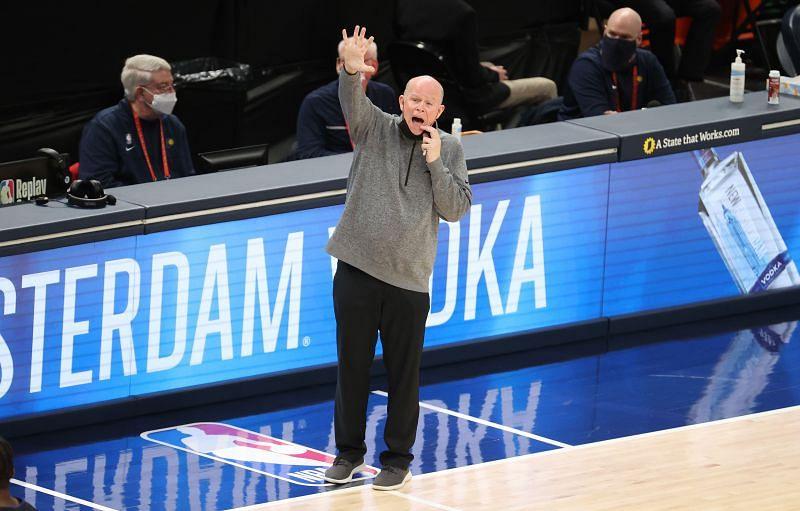 Magic head coach Steve Clifford