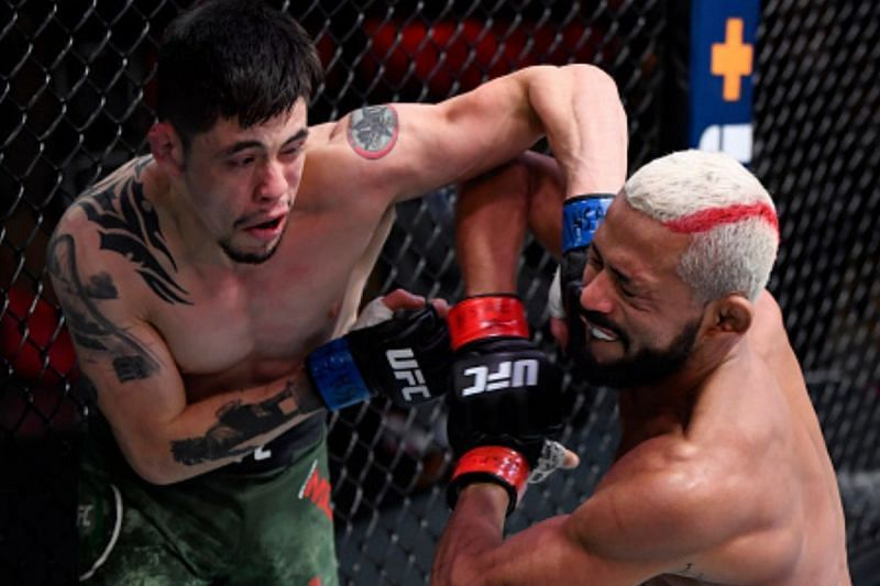 Brandon Moreno could fight for the UFC flyweight championship once again