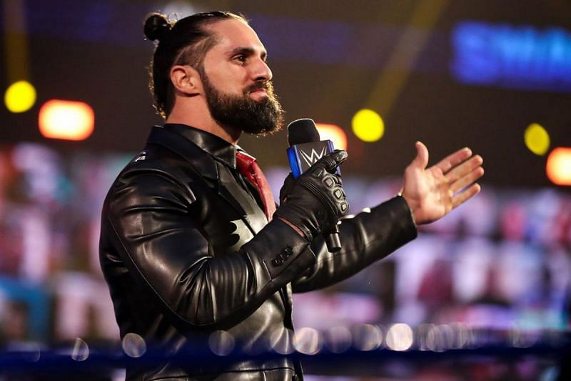 Seth Rollins is unhappy with the SmackDown roster