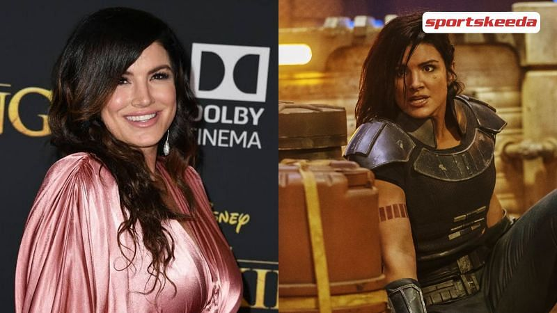 Gina Carano gets fired from Disney after controversial post (Image Via Sportskeeda)