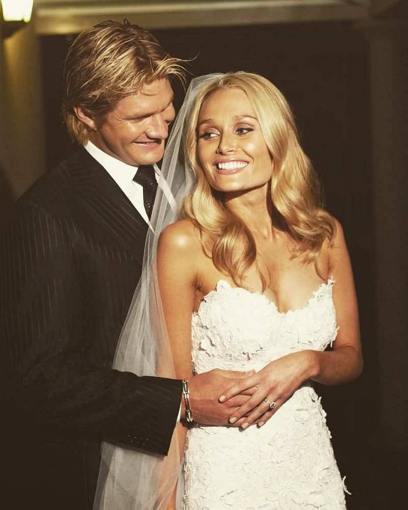 Shane Watson Wedding Photos