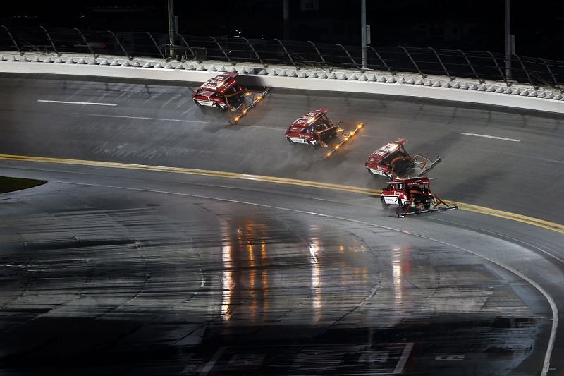 NASCAR Cup Series Bluegreen Vacations Duel #2 at Daytona. Photo: Getty Images