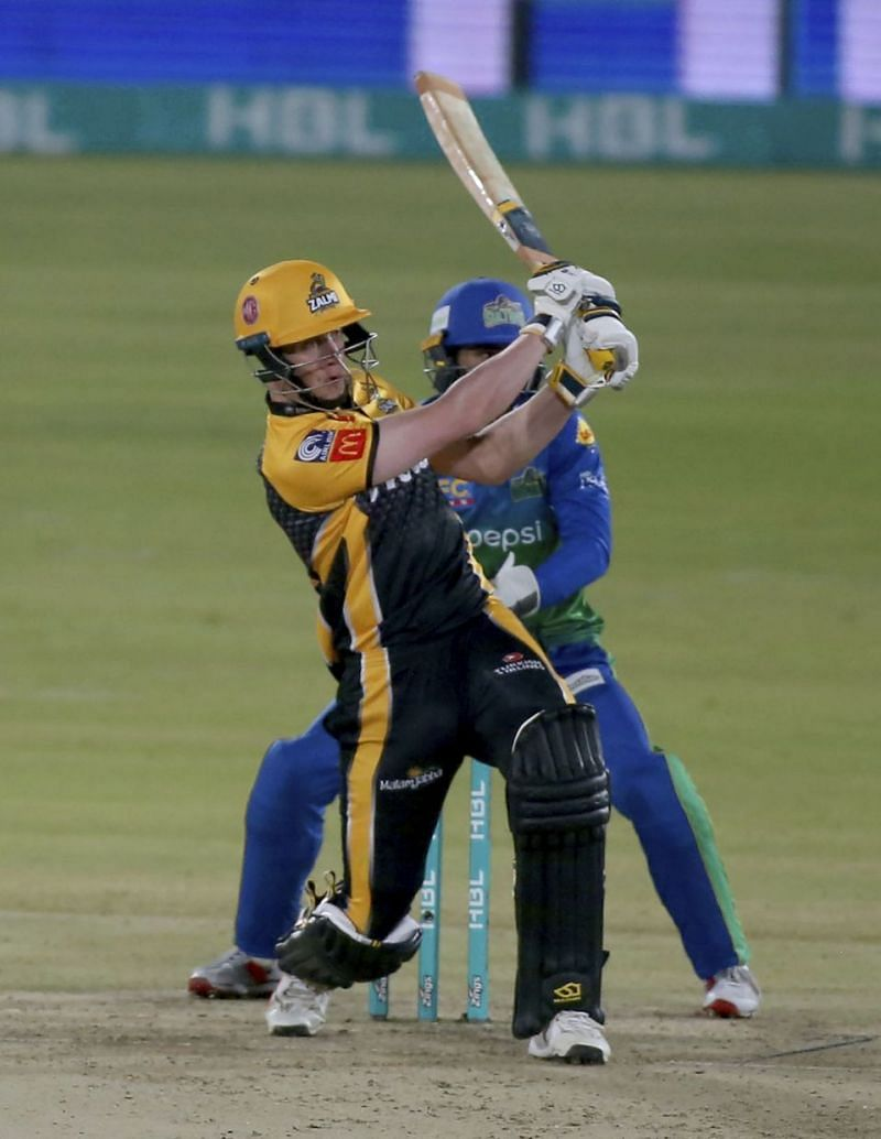 Tom Kohler-Cadmore was declared the 'Man of the Match' in yesterday's PSL game