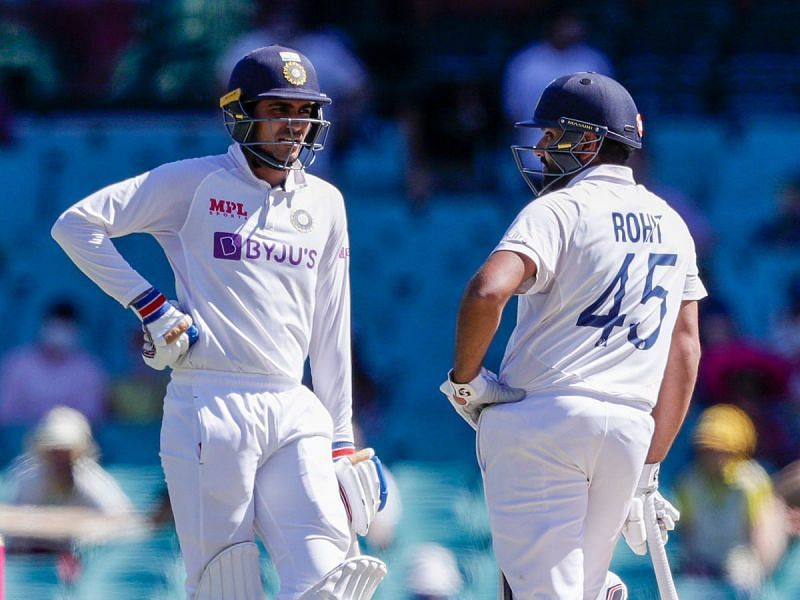 The Gill-Rohit combination could be deadly in Tests