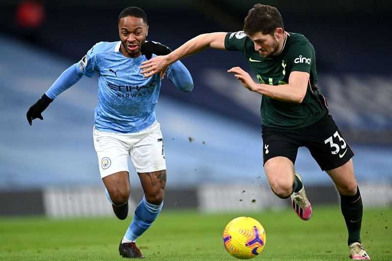 Sterling was in fine form for Manchester City, causing havoc down both wings with his pace and trickery.