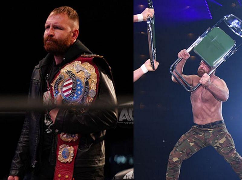 Jon Moxley last defended the IWGP US Title against Minoru Suzuki
