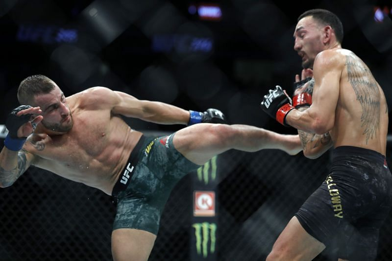 Alexander Volkanovski reflects on his two wins over Max Holloway.
