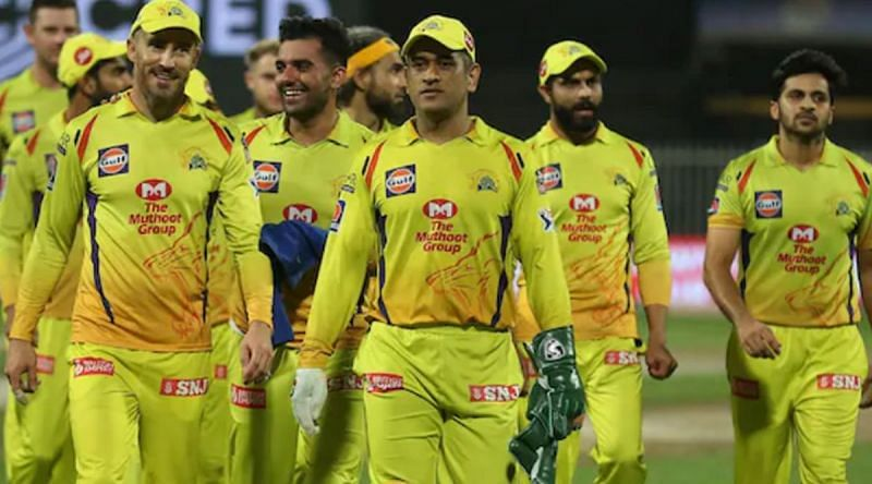 IPL 2021 CSK Retained Players