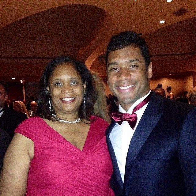 Russell Wilson's Mother