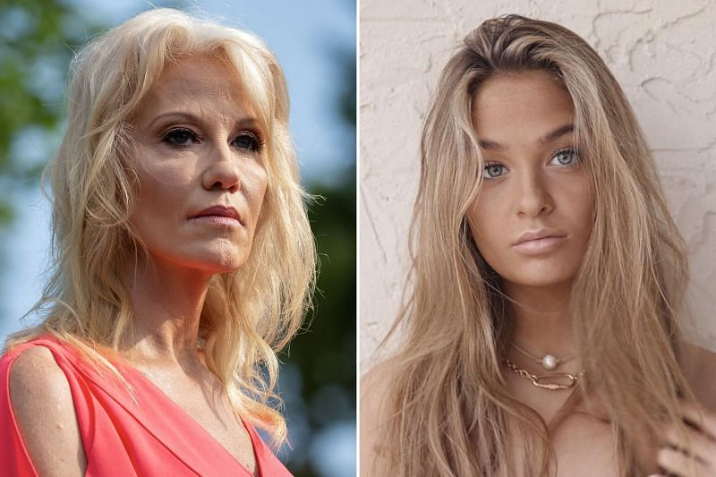 Kellyanne and Claudia Conway are in the news yet again