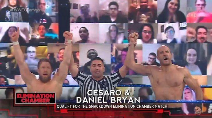 This victory could be a turning point for Cesaro