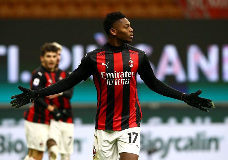 Rafael Leao has been in fine form for AC Milan.