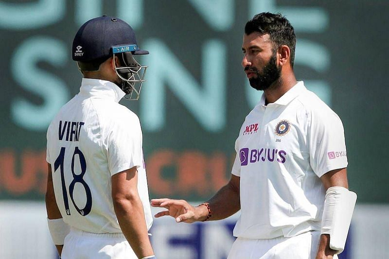 Virat Kohli scored a fighting 72 on Day 5 of the first Test against England in Chennai