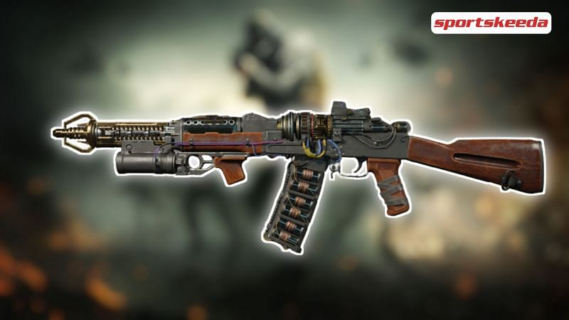 The new RAI K-84 Wonder Weapon in Call of Duty: Black Ops Cold War