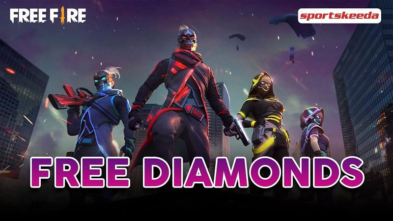 Free diamonds for unlocking Elite Pass in Free Fire