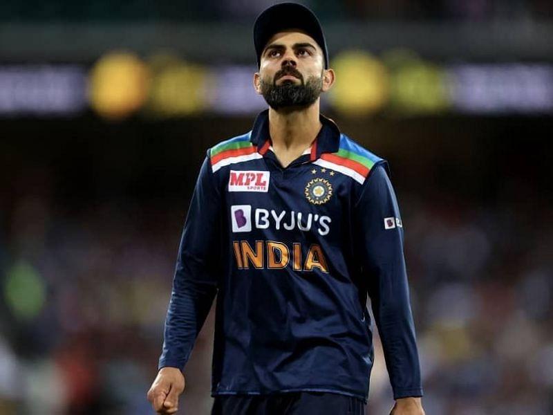 Indian skipper Virat Kohli is an intense character on the field