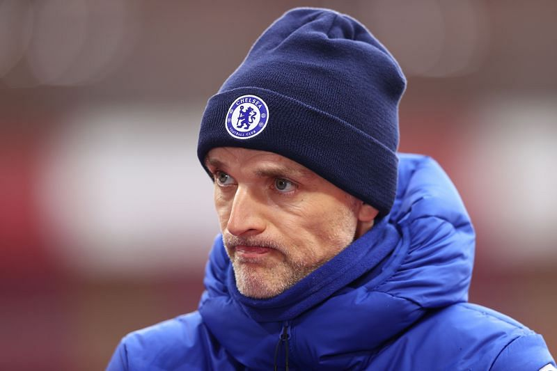 Thomas Tuchel is ready to put his stamp on Chelsea
