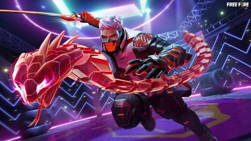 Garena finally gave players a first look at the upcoming Legendary Cobra Rage bundle this week (Image via Garena)
