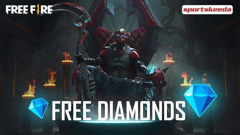 Most suitable ways to get free diamond in Free Fire