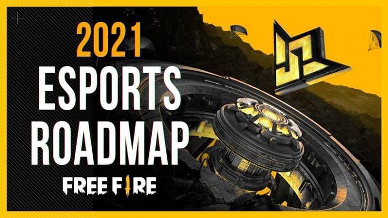 2021 Esports Roadmap Garena Free Fire