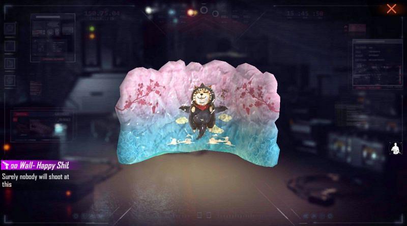 Gloo Wall: Happy Shiba