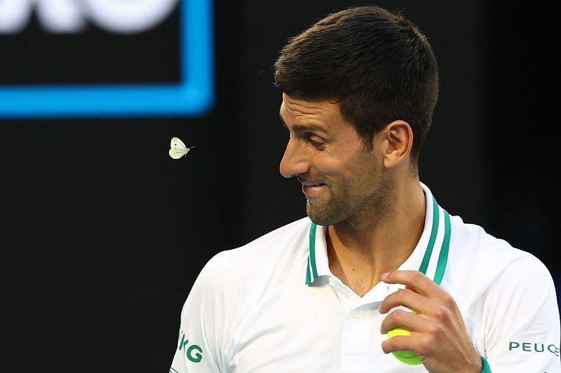 Novak Djokovic will fancy his chances in the final