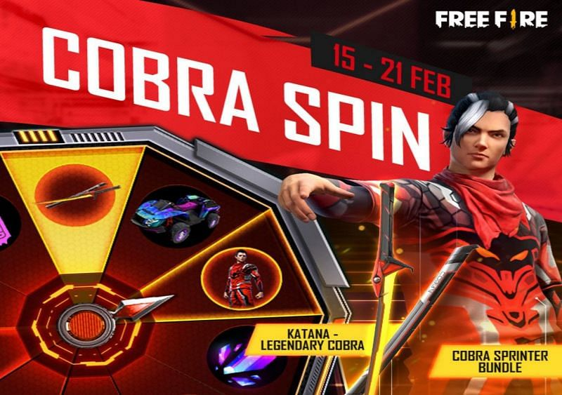 A new event has been added to the game (Image via Free Fire India / Facebook)