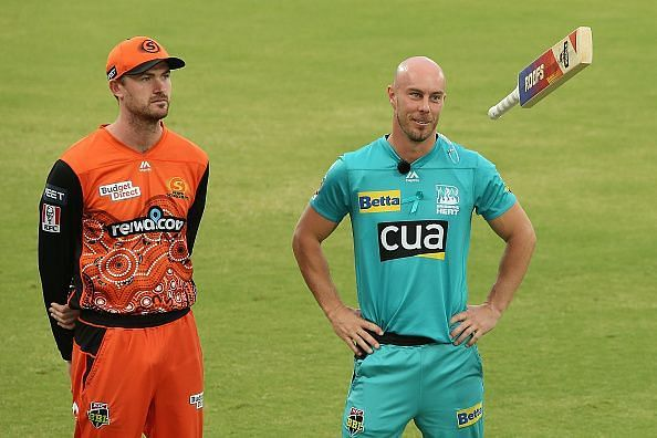 Brisbane Heat and Perth Scorchers faced off in BBL 2021 Challenger