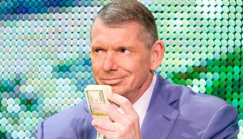 The Mogul behind WWE.