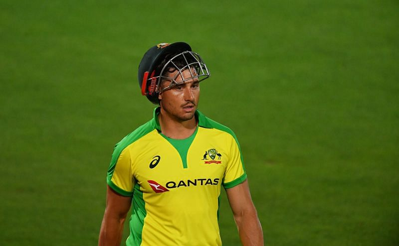 Marcus Stoinis supported his under-fire captain.
