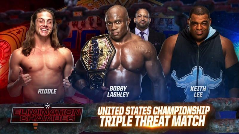 The triple threat bout is sure to be an entertaining one