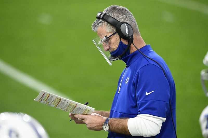 Indianapolis Colts HC Frank Reich