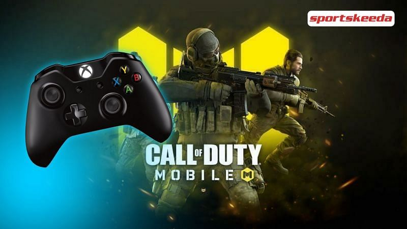 How to use controllers in COD Mobile