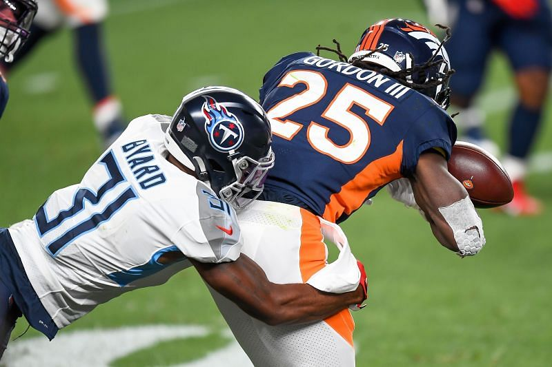 Tennessee Titans S Kevin Byard