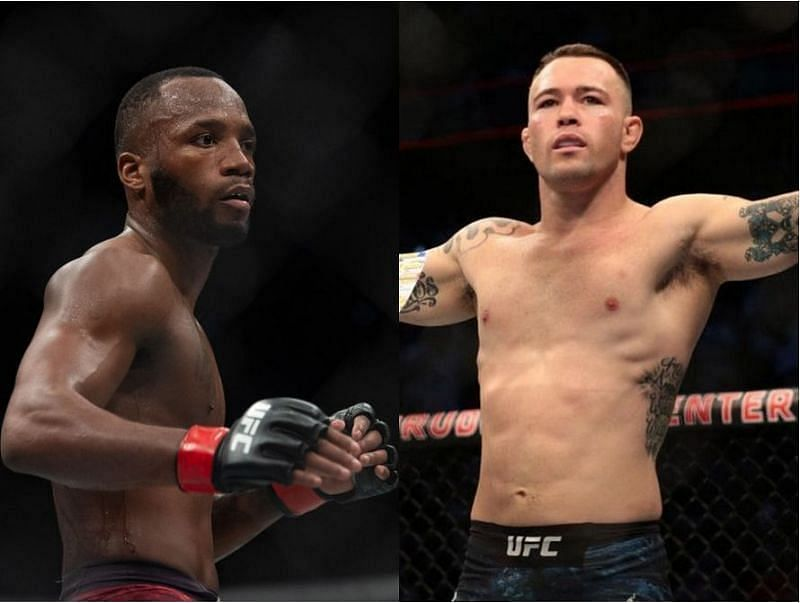 Could Leon Edwards end up fighting Colby Covington?