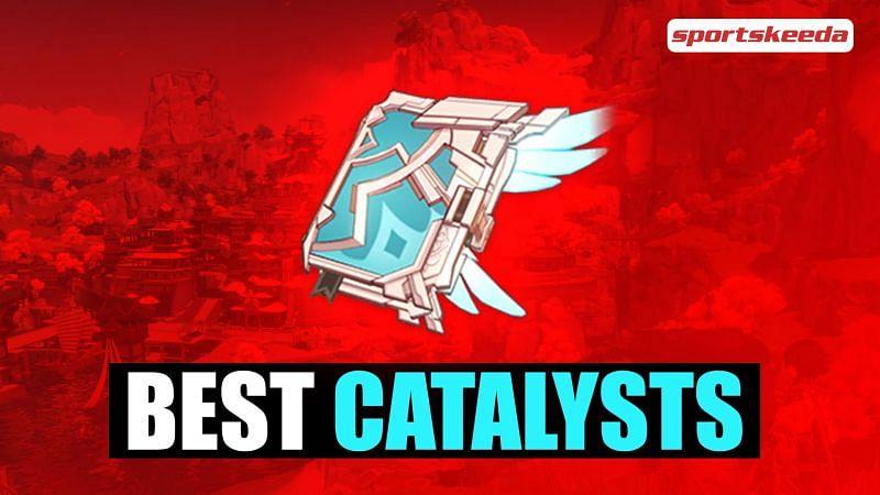 5 Best catalysts in Genshin Impact