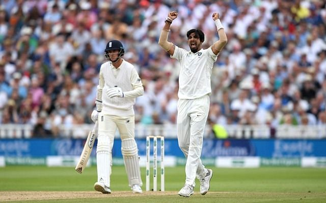Ishant Sharma bagged a memorable five-for in the 2018 Birmingham Test.