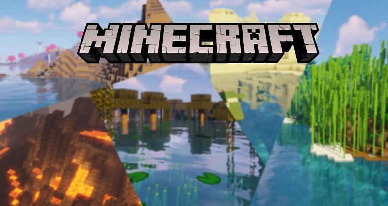The most underwhelming biomes to be found within Minecraft