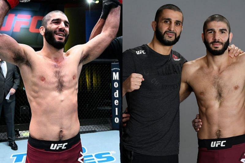 How is Aiemann Zahabi related to the amous MMA coach Firas Zahabi?
