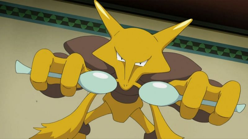 Alakazam is quite the handy Pokemon (Image via Pokemon Wiki)
