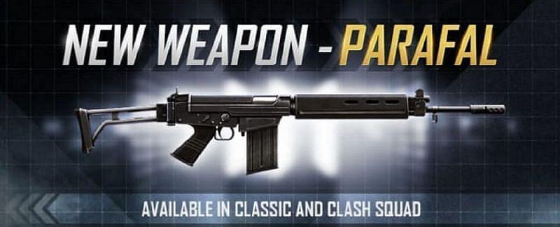 The Parafal is a popular AR since OB24