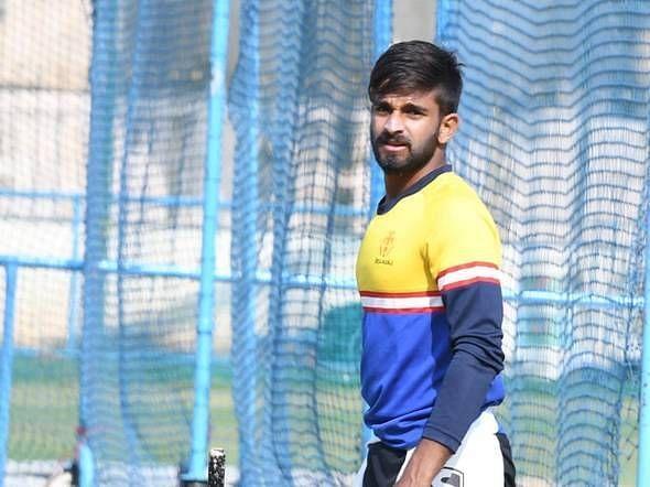 R Samarth is excited to lead Karnataka in the upcoming 2021 Vijay Hazare Trophy [PC: Sportstar]