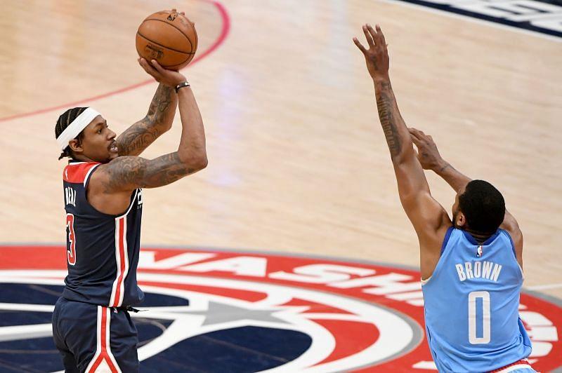 Bradley Beal leads the NBA in scoring