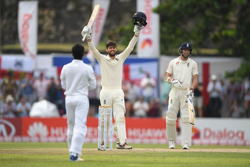 Image result for joe root and ben foakes