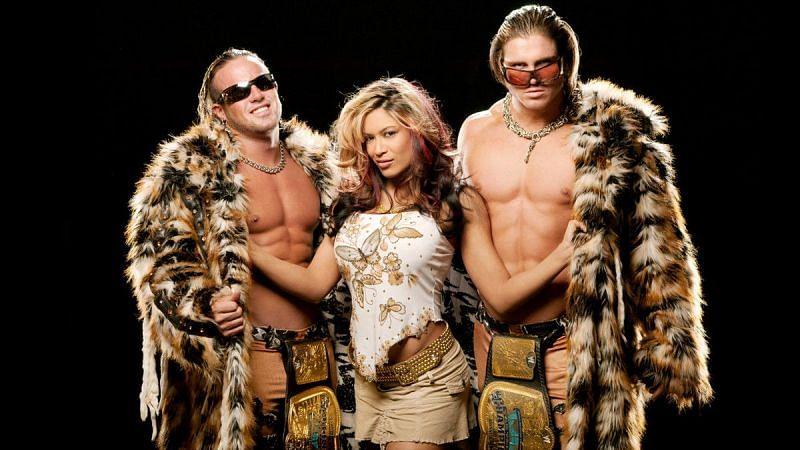 MNM (Credit: WWE)